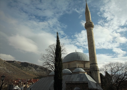 Mosque, Old City, Mostar