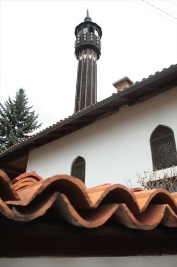 Wooden minaret, Sarajevo
