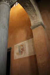 Sixth Century fresco, Euphrasian Basilica, Porec: by vagabonds, Views[425]