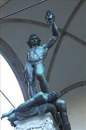 Perseus and Medusa, Piazza della Signoria, Florence: by vagabonds, Views[1397]