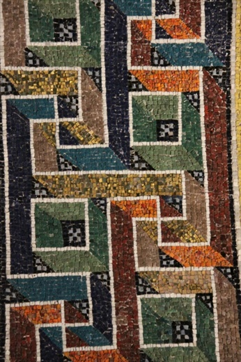 Mosaic, Mausoleum of Gallo Placida, Ravenna