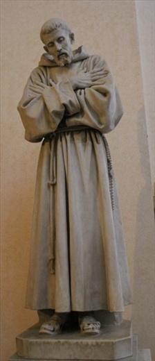 Saint Francis of Assisi, Assisi