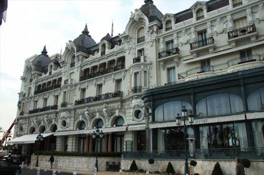 Hotel de Paris, Monte Carlo
