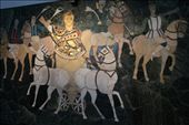 Cut marble mosaic, National Museum of Rome: by vagabonds, Views[286]