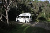 Free camping, Cockle Creek: by vagabonds, Views[1592]