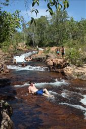 Buley Rockholes, Litchfield National Park, packed on weekends!: by vagabonds, Views[2182]