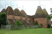 Oast towers for drying hops, Sissinghurst Castle: by vagabonds, Views[616]