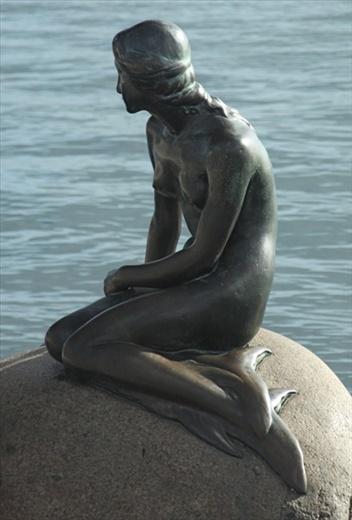 Little Mermaid, Copenhagen