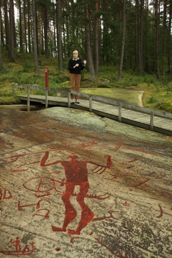 Tanum rock carvings sweden worldnomads