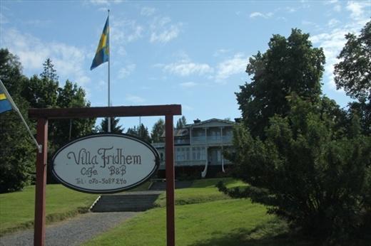 Villa Fridhem, Härnösands
