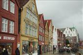Bryggen, the wharf, Bergen: by vagabonds, Views[355]