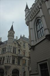 Three Hanseatic guildhouses, Old Town Riga: by vagabonds, Views[385]