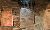 Notices on the Jewish Ghetto Wall, Warsaw Rising Museum: by vagabonds, Views[625]