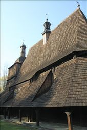 Wooden Church of Archangel Michael, Binarowa: by vagabonds, Views[439]