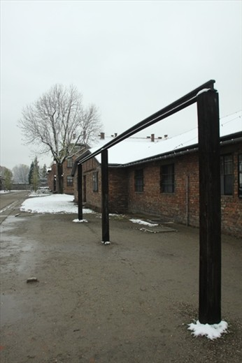 Gallows at Assemby Square