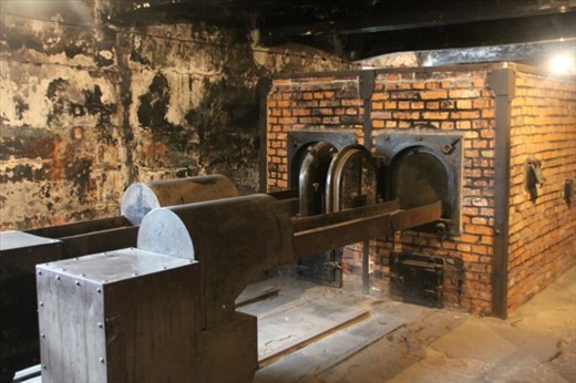 Cremation oven