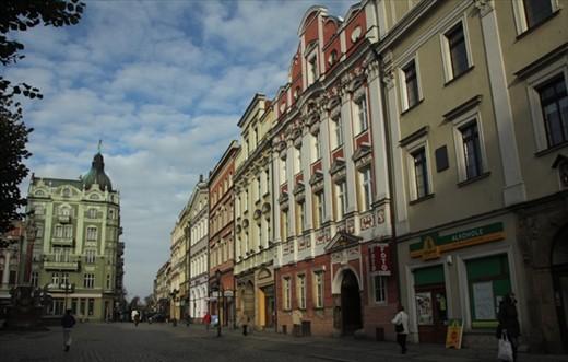 Town Square, Swidnica