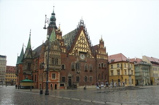 Town Hall, Old Town Wroclaw