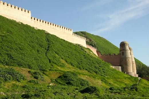 Hissar walls and gate