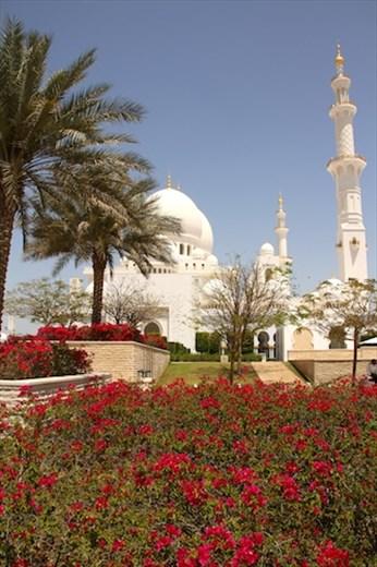 Sheikh Zayad Grand Mosque, Abu Dhabi