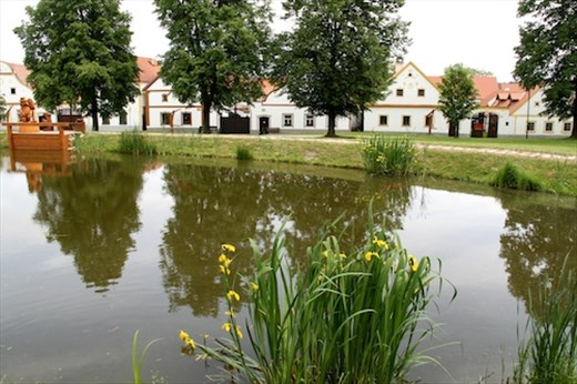 Holasovice historic village