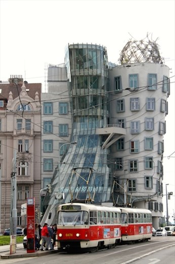 New architecture, Prague
