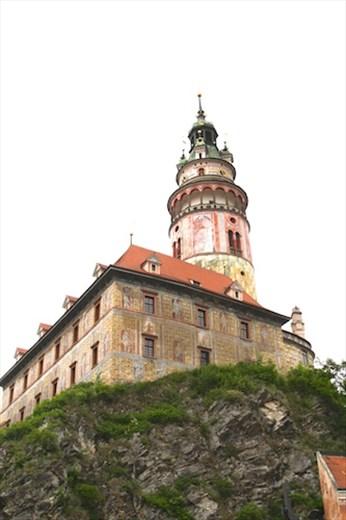Castle, Czesky Krumlov