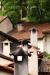 Chimneys, Safronbola: by vagabonds3, Views[131]