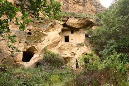 Stone churches of Ihlara