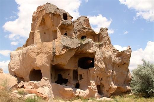 Cave house, Mantarkaya