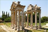 Tetrapylon,Aphrodisias: by vagabonds3, Views[114]