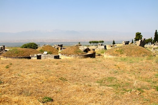 Domed tumulus, Necropolis of Hierapolis
