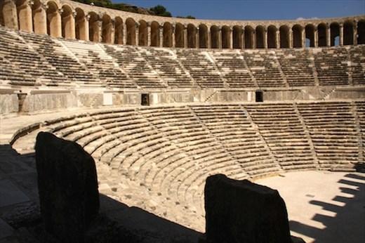 Theater at Aspendos