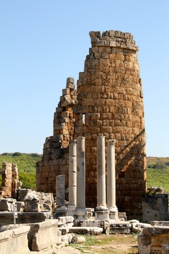 Hell Tower, Perge