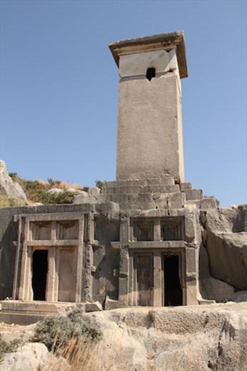 Necropolis, Xanthos