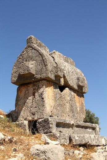 Sarcophagus, Tlos