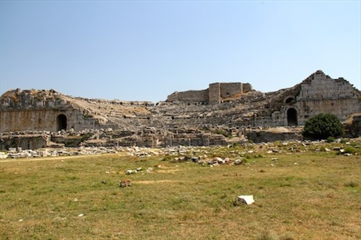 Another theater, Miletus