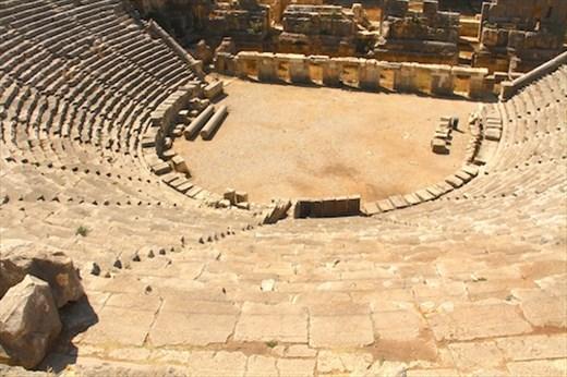 Theater at Myra