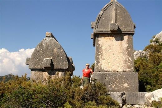 Necropolis on Simena