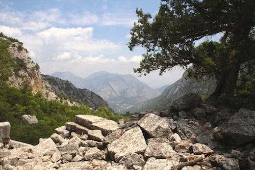 Trail to Termossos