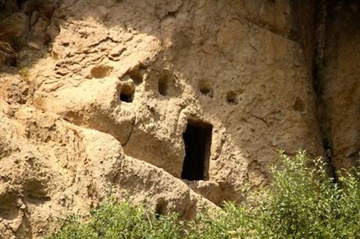 Monks cave, Geghard Monastery