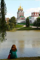 Sunday afternoon at Novodevichy Convent, Moscow: by vagabonds3, Views[97]