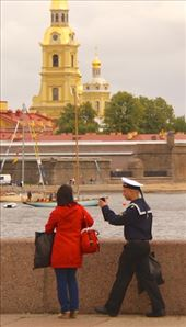 Sailor and his girl, , St. Petersburg: by vagabonds3, Views[115]