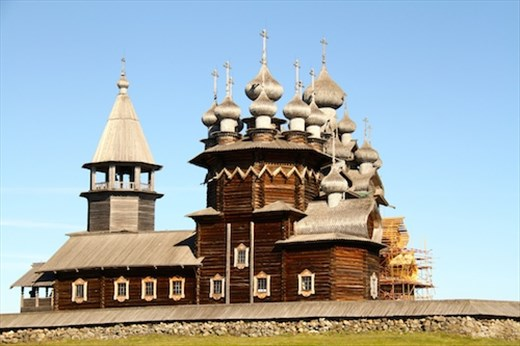 Church of the Transfiguration, Kizhi