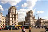 City gates, Minsk: by vagabonds3, Views[156]