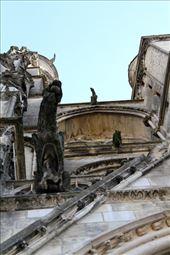 Gothic gargoyles, Bourges: by vagabonds3, Views[152]