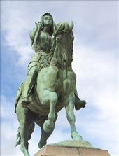 Joan of Arc, Orleans: by vagabonds3, Views[157]
