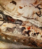 Horses, Lascaux II (from photo): by vagabonds3, Views[49]