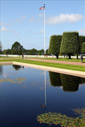 American Cemetery at Normandy: by vagabonds3, Views[132]
