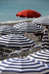 The Red Umbrella, Promenade Anglais, Nice: by vagabonds3, Views[40]